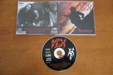 VEX ACT OF REVENGE CD1996 D&S rec. THRASH METAL RIFF RAFF TENEBRA COSMIC HAZE