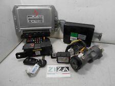 Kit Chiave ECU Hyundai Tucson 2.0 112cv 4x4 2005 0281011694 95400-2E210