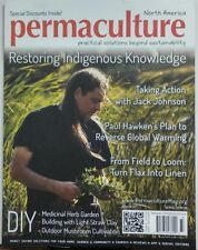 Permaculture Fall 2017 Restoring Indigenous Knowledge Garden FREE SHIPPING sb