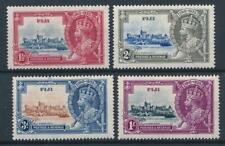 [55874] Fiji 1935 good set MH Very Fine stamps