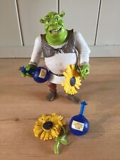 Shrek 2 Action Figure With Slammin Arm And Swamp Gas