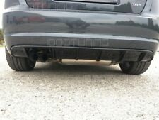 AUDI a3 8p 8pa Facelift DIFFUSORE POSTERIORE Grembiule rs3 POSTERIORE approccio spoiler posteriore tuning