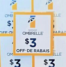 (10) Save $3.00 Garnier Ombrelle Sun Care (Canada Only)