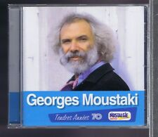 CD GEORGES MOUSTAKI TENDRES ANNEES 70