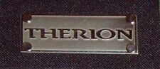 THERION : PATCH en Metal - Logo NEUF ecusson parche