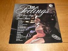 Feelings - 1977 UK K-Tel label vinyl LP album