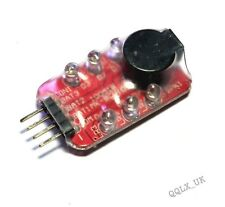 RC Lipo Battery Low Voltage Monitor Alarm Tester Buzzer - UK seller
