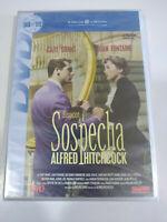 Suspicion Alfred Hitchcock Cary Grant - DVD Région 2 Espagnol Anglais Neuf