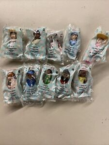 2005 Madame Alexander Doll McDonald's Happy Meal Toys  Complete set of 10 NIP