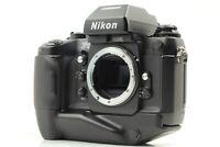 【MINT+++ S/N 259xxx】 Nikon F4S MB-21 Body Late Model 35mm SLR Film Camera Japan
