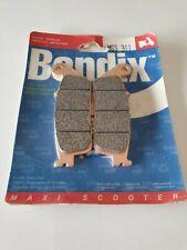 PLAQUETTE PLAQUETTES DE FREIN BENDIX MSS311 AR HONDA 400 FJS 600 FSC 600
