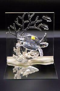 "SWAROVSKI Crystal 2006 Wonders Of The Sea ""Eternity"" Clear 0726028 Retired"