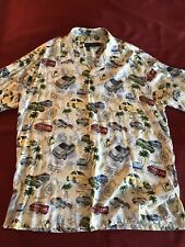 New listing Volkswagen Hawaiian Shirt Xl Made In Hawaii, Usa Excellent Condition