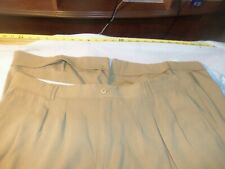 Falcone 44 x 29 pleated & cuffed 100% polyester #234