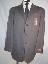 Wool Three Button Classic None Suits & Tailoring for Men