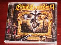 Blind Guardian: Imaginations From The Other Side CD 2017 Remaster Bonus USA NEW
