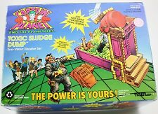 CAPTAIN PLANET AND THE PLANETEERS TOXIC SLUDGE DUMP ECO VILLAIN DISASTER SET