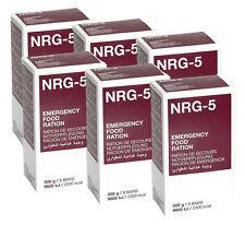 NRG-5 Notration, Notverpflegung, Langzeitverpflegung, 6x500g
