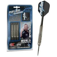 Phil Taylor Power Silverlight 22gram Steel Tip Dart From Target Darts