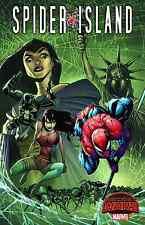 SPIDER-ISLAND 1 VOL 2 1st PRINT COVER SPIDERMAN