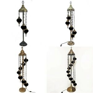 REPLACEMENT 3 5 7 9 Ball Turkish Moroccan Floor Lamp STAND ONLY ✔ CE CERTIFIED