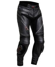 Lindstrands Ladies Motorbike Racing Leather Trousers with Knee Sliders CORNET