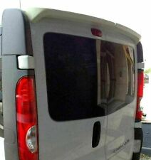 Renault Trafic ('01-'18) Rear Roof Spoiler (PU Rim NOT Fibreglass!) Barn Door