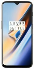 OnePlus 6t 128 gb unlocked used, light scratches
