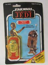 Star Wars R2-D2 Sensorscope 65C Card Back ~ ROTJ Return of the Jedi Kenner 1983
