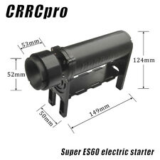 CRRCpro Super ES60 Electric Starter for 15-62CC Gasolin/Nitro Engine RC Airplane
