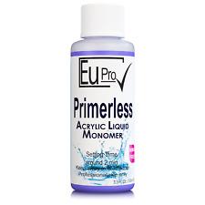 Koi 100ml Primerless Acrylic Liquid Monomer Salon Nails Requires Nail Powder