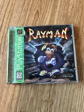 Rayman Sony PlayStation One Ps1 Psx P1