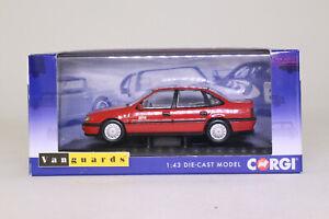 VAUXHALL CAVALIER C MKIII SRI CARMINE RED VANGUARDS VA13100 1/43 RHD MK3 PHASE 3