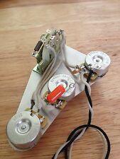 Lindy Fralin Blender Treble Bleed Mod Wiring Harness Upgrade for Fender Strat