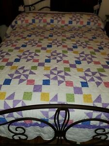 Home made quilt