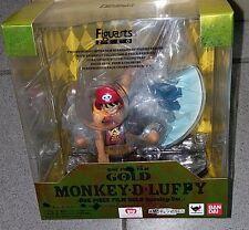 Bandai Tamashii Figuarts Zero One Piece Film Gold Opening Ver. Monkey D Luffy
