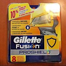 GILLETTE FUSION PROSHIELD 8-PACK RAZOR BLADES