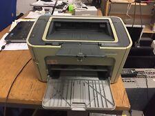 HP LaserJet P1505N A4 Desktop USB Network Mono Laser Printer