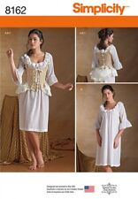 Simplicity Ladies Sewing Pattern 8162 18th Century Undergarments (Simplicity-...