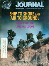 1986 Armed Forces Journal Magazine: Ship to Shore & Air to Ground