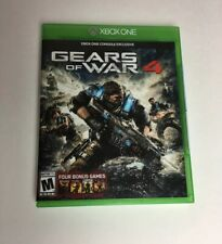 Gears of War 4 (Microsoft Xbox One, 2016) Standard Edition NEW SEALED