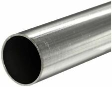 304 Stainless Steel Round Tube 1 18 Od X 0065 Wall X 48 Long