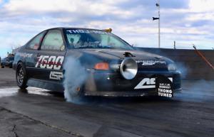 "1320 Performance 4"" VELOCITY STACK ALUMINUM AIR INTAKE TURBO DRAG CAR SILVER"
