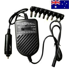 Car Auto Charger Power Supply Adapter 80W DC Plug For Laptop Notebook Cable