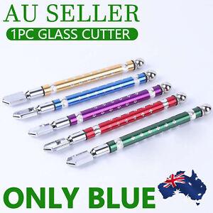 Glazer Glass Cutter Knife Blue Cutting 2-19mm Thickness Oil Feed Glazing AU STOC