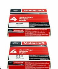 8+Motorcraft SP546 Plug For Ford Lincoln Mercury 5.4 6.8L