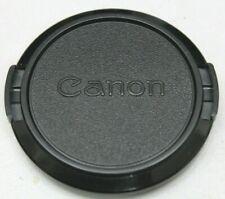 ORIGINAL CANON FD 52MM LENS CAP - 1980s (2)