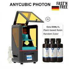 ANYCUBIC LCD PHOTON Impresora 3D Plant-based Resin Desktop 3D Printer Light-Cure
