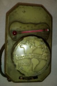 1930's Antique Mercoid Thermostat Switch