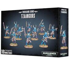 10 TZAANGORS Thousand Sons Daemons HORUS HERESY -Games Workshop Warhammer 40K